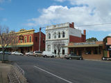 Picture relating to Stawell - titled 'Stawell Town Hall Hotel'