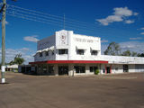 Picture relating to Longreach - titled 'Longreach Motor Company Building'