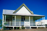 Picture relating to Ravenswood - titled 'School residence features wide verandahs, Ravenswood, Queensland, 1985'