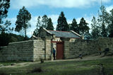 Picture relating to Beechworth - titled 'Beechworth Powder Magazine.'