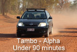 Picture relating to Alpha Tambo Road - titled 'Alpha Tambo Road'