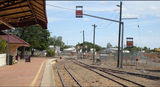 Picture relating to Longreach - titled 'Railway Station Longreach'