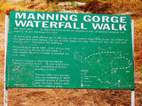 Picture of / about 'Manning Gorge' Western Australia - Manning Gorge