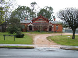 Picture relating to St Arnaud - titled 'St Arnaud Court House'