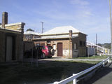 Picture relating to Wallerawang - titled 'Old Wallerwang Station - Wallerawang'