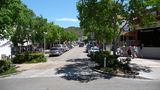 Picture relating to Nelson Bay - titled 'Nelson Bay Shopping Precinct'