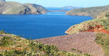 Picture relating to Lake Argyle - titled 'Ord River Dam and Lake Argyle'