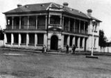 Picture relating to Warwick - titled 'New Bank of New South Wales building, ca. 1895'