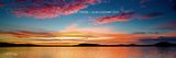 Picture relating to Gosford - titled 'Gosford Sunrise Seascape. Art photo digital download and wallpaper sc