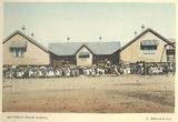 Picture relating to Charters Towers - titled 'Queenton State School and students, Charters Towers, 1904'