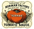 Picture of / about 'Brisbane' Queensland - Norman Tomato Sauce