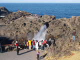 Picture relating to Kiama - titled 'Kiama Blowhole 1'