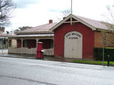 Picture relating to St Arnaud - titled 'St Arnaud Fire Brigade Station'