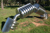 Picture relating to Werribee - titled 'Sculpture at Werribee'