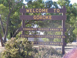Picture relating to Goroke - titled 'www.goroke.info'