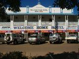 "Picture relating to Longreach - titled 'Harry&Rosie""s Welcome Home Hotel-Longreach'"
