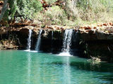 Picture relating to Karijini National Park - titled 'Fern Pool '