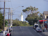 Point Lonsdale Main Street and Lighthouse