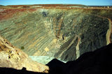 Picture relating to Chichester Range - titled 'Sons of Gwalia Opencut pit, Leonora,WA'