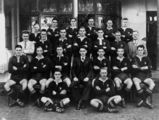 Picture relating to Sydney - titled 'Queensland Rugby Union Touring Team in Sydney, 1939'