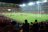 Picture relating to Milton - titled 'Suncorp Stadium Reds Vs Highlanders'