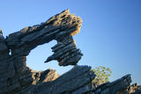 Picture relating to Oscar Range - titled 'Precarious Rocks'