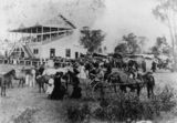 Picture relating to Stanthorpe - titled 'Crowd at the Stanthorpe Agricultural Show, 1905'