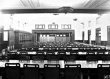 Picture relating to Parliament House - titled 'Member's dining room, Old Parliament House.'