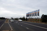 Picture relating to Werribee Main Road - titled 'Princes Highway - Hoppers Crossing.'