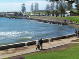Picture relating to Kiama - titled 'Kiama Harbour'