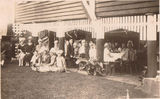 Ascot, Brisbane, Kids fancy dress birthday party - early 1930's