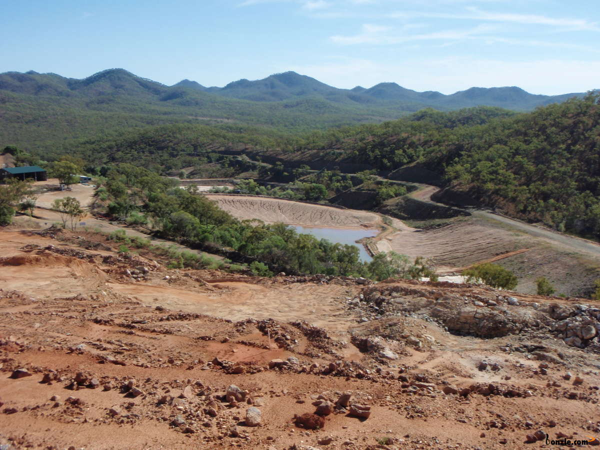 Picture of / about 'Wolfram Camp Group Mine' Queensland - Wolfram Camp Group Mine