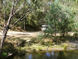 Picture relating to State Forest - titled 'State Forest, Mitta Mitta: Snowy Creek Camp Ground'