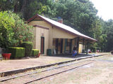 Picture relating to Pemberton - titled 'Pemberton Railway Station'