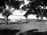 Picture of / about 'Parliament House' the Australian Capital Territory - Old Parliament House looking north east-from Camp Hill