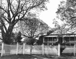 Picture relating to Ipswich - titled 'Beautiful home and garden in Limestone Street in Ipswich, photographed in 1939'