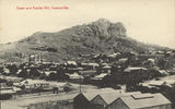 Picture relating to Townsville - titled 'Town and Castle Hill, Townsville'