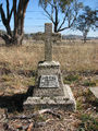 Picture of / about 'Hall' the Australian Capital Territory - Hall Cemetery - oldest marked grave