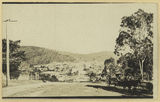 Picture of / about 'Herberton' Queensland - Panoramic view of Herberton from Newell Gate, ca. 1890