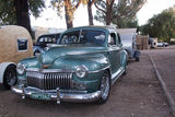 Picture relating to Cowell - titled 'De Soto Street Rod car. Cowell SA'