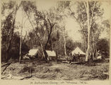 Picture of / about 'Warra' Queensland - Selector's camp at Warra in central Queensland