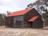 Picture relating to Gordon River - titled 'Gordon River hall'