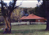 Picture relating to Currango Hut - titled 'Currango Hut  ( homestead )'
