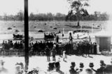Picture of / about 'Rockhampton' Queensland - Beginning of the second aeroplane flight in Queensland, June 1912