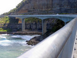 Picture relating to Coalcliff - titled 'Seacliff Bridge  Coalcliff'