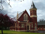 Picture relating to St Arnaud - titled 'Uniting Church St Arnaud'