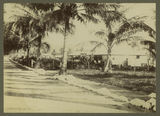 Picture relating to Palm Island - titled 'Palm Island Aboriginal Hospital, ca. 1932'