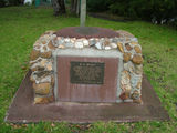 Picture relating to Mallacoota - titled 'E. J. Brady Plaque and Stone'