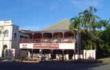 Picture relating to Cooktown - titled 'Louie's bar and Chinese Restaurant, Cooktown'