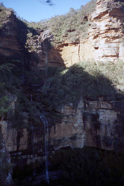 Picture of / about 'Wentworth Falls' New South Wales - Wentworth Falls NSW 2004